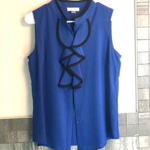Calvin Klein work blouse.